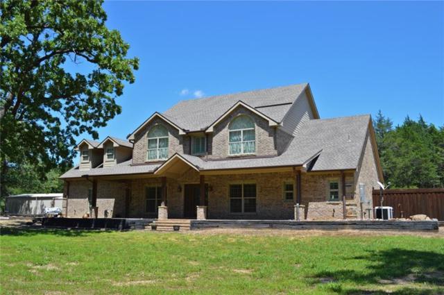 263 County Road 1452, Bonham, TX 75418 (MLS #14111467) :: The Real Estate Station