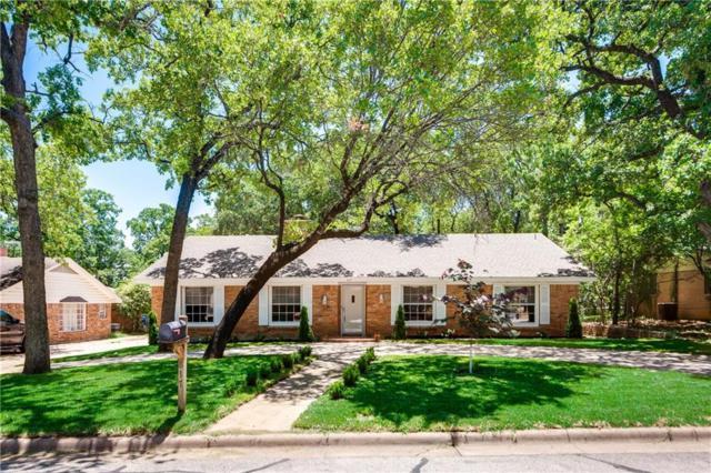 817 W Cheryl Avenue, Hurst, TX 76053 (MLS #14111468) :: Lynn Wilson with Keller Williams DFW/Southlake