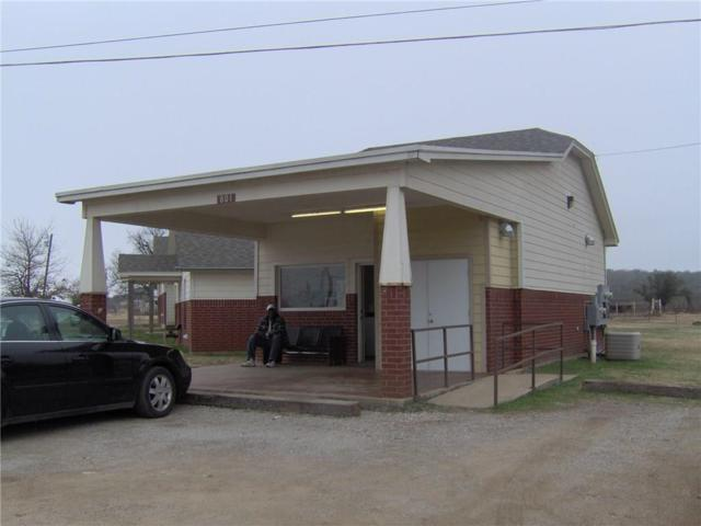 801 S Commerce, Ranger, TX 76470 (MLS #14111479) :: Kimberly Davis & Associates
