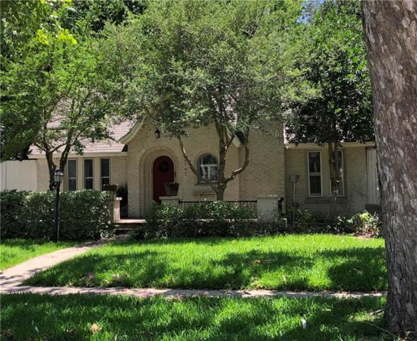 4705 Lafayette Avenue, Fort Worth, TX 76107 (MLS #14111502) :: Real Estate By Design