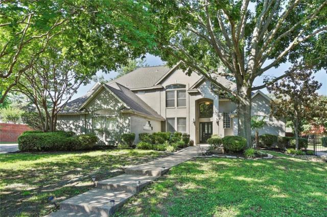 2134 Bay Cove Court, Arlington, TX 76013 (MLS #14111512) :: The Mitchell Group