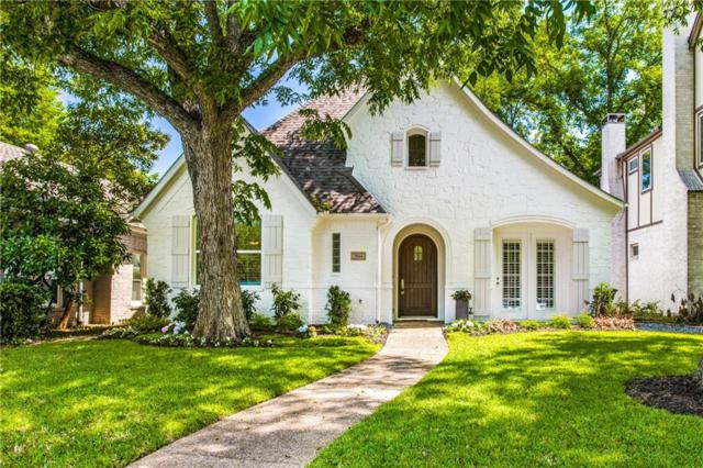 5914 Richmond Avenue, Dallas, TX 75206 (MLS #14111516) :: The Heyl Group at Keller Williams