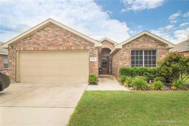213 Freedom Trail, Forney, TX 75126 (MLS #14111534) :: The Heyl Group at Keller Williams