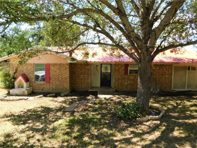 6906 Dublin Drive, Brownwood, TX 76801 (MLS #14111559) :: The Mitchell Group