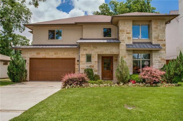 4362 Santa Barbara Drive, Dallas, TX 75214 (MLS #14111565) :: Roberts Real Estate Group