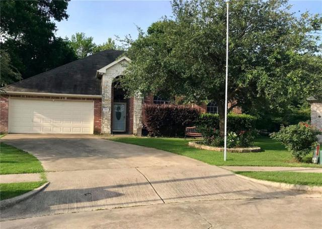 104 Paloma Circle, Terrell, TX 75160 (MLS #14111609) :: RE/MAX Landmark
