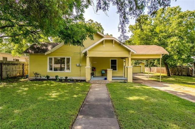 1006 Williams Avenue, Cleburne, TX 76033 (MLS #14111616) :: Potts Realty Group