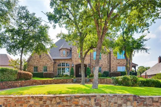 504 Spicewood Court, Keller, TX 76248 (MLS #14111624) :: The Hornburg Real Estate Group