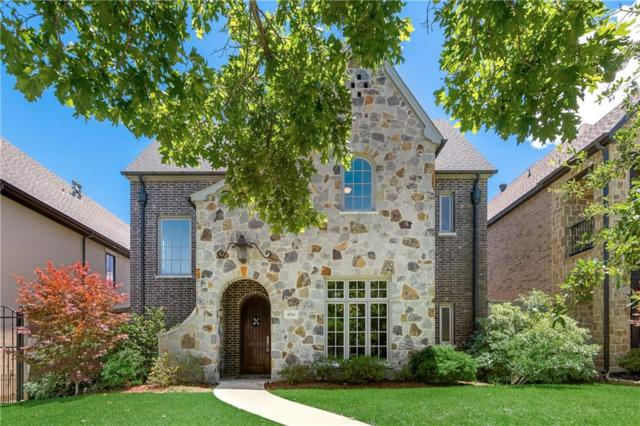 4725 Lafayette Avenue, Fort Worth, TX 76107 (MLS #14111629) :: RE/MAX Pinnacle Group REALTORS