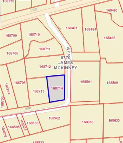 00 Wilson Lane, Van Alstyne, TX 75495 (MLS #14111682) :: RE/MAX Town & Country