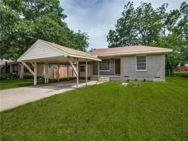 3735 Bolivar Drive, Dallas, TX 75220 (MLS #14111732) :: The Heyl Group at Keller Williams