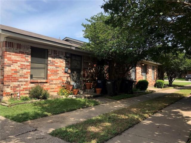 5013 Geddes Avenue A-B-C, Fort Worth, TX 76107 (MLS #14111739) :: The Heyl Group at Keller Williams