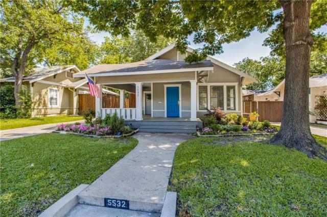 5532 Willis Avenue, Dallas, TX 75206 (MLS #14111754) :: The Mitchell Group