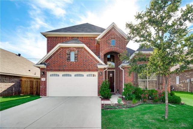 945 Lost Heather Drive, Saginaw, TX 76179 (MLS #14111780) :: Kimberly Davis & Associates
