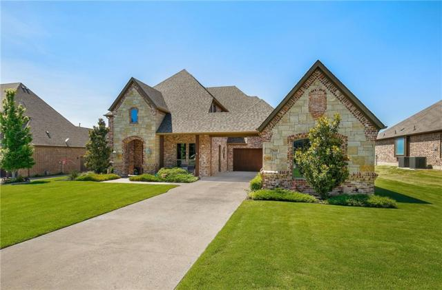 7629 Eagle Ridge Circle, Fort Worth, TX 76179 (MLS #14111884) :: RE/MAX Town & Country