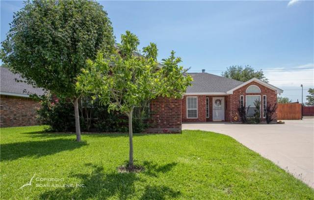 1033 Parsons Road, Abilene, TX 79602 (MLS #14111907) :: The Heyl Group at Keller Williams