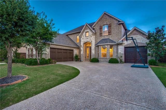 1520 Wagonwheel Trail, Keller, TX 76248 (MLS #14111937) :: Lynn Wilson with Keller Williams DFW/Southlake