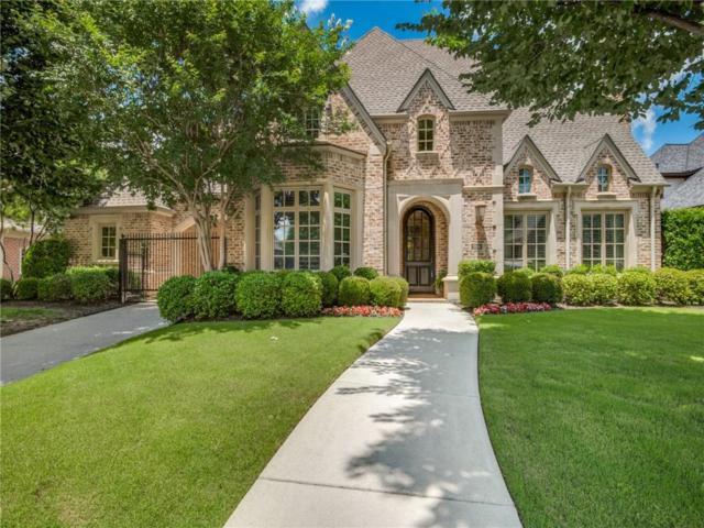 504 Haverhill Lane, Colleyville, TX 76034 (MLS #14111950) :: The Tierny Jordan Network