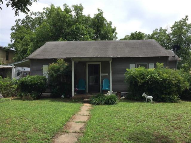 1310 Remington Street, Graham, TX 76450 (MLS #14111961) :: Team Tiller