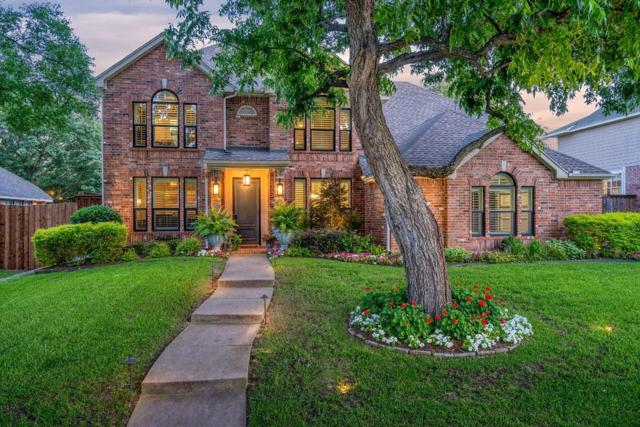 2668 Pinehurst Drive, Grapevine, TX 76051 (MLS #14112037) :: Kimberly Davis & Associates