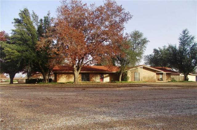 1205 Foree Avenue, Paducah, TX 79248 (MLS #14112049) :: All Cities Realty