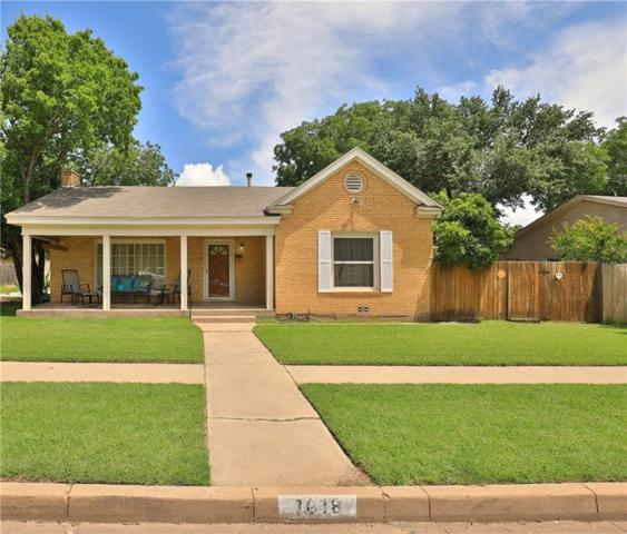 1618 S 12th Street, Abilene, TX 79602 (MLS #14112071) :: The Mitchell Group