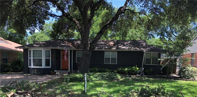 3719 Park Lane, Dallas, TX 75220 (MLS #14112095) :: The Heyl Group at Keller Williams