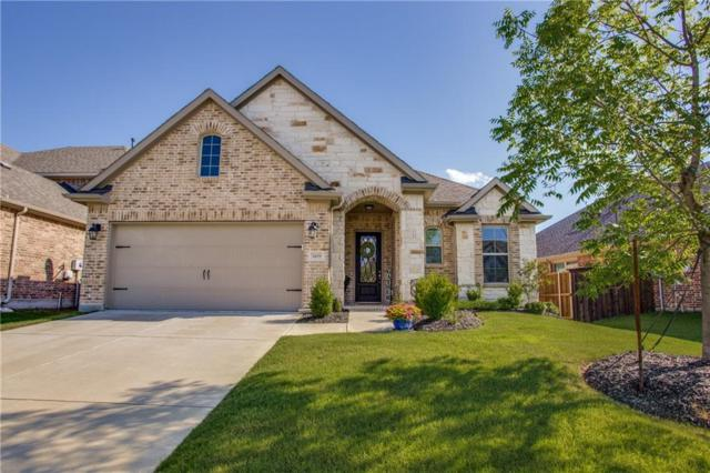 1409 Caney Creek Lane, Mckinney, TX 75071 (MLS #14112131) :: Kimberly Davis & Associates