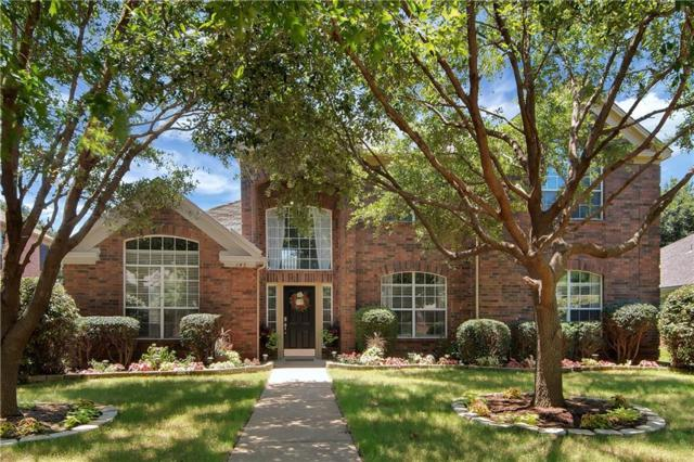 145 Windham Circle, Coppell, TX 75019 (MLS #14112147) :: The Heyl Group at Keller Williams