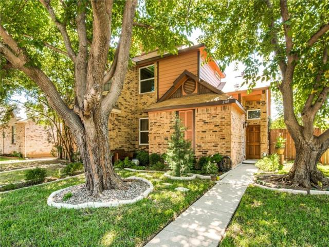 2907 Roxboro Road, Euless, TX 76039 (MLS #14112166) :: Baldree Home Team
