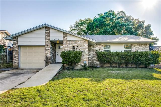 9038 Bison Trail, Frisco, TX 75033 (MLS #14112176) :: The Heyl Group at Keller Williams