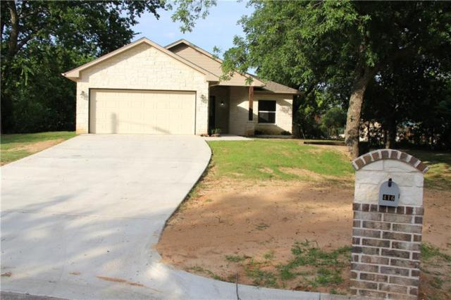 416 Huggins Drive, Springtown, TX 76082 (MLS #14112239) :: All Cities Realty