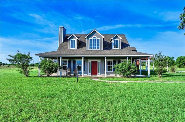 669 Massey Road, Gunter, TX 75058 (MLS #14112263) :: Lynn Wilson with Keller Williams DFW/Southlake