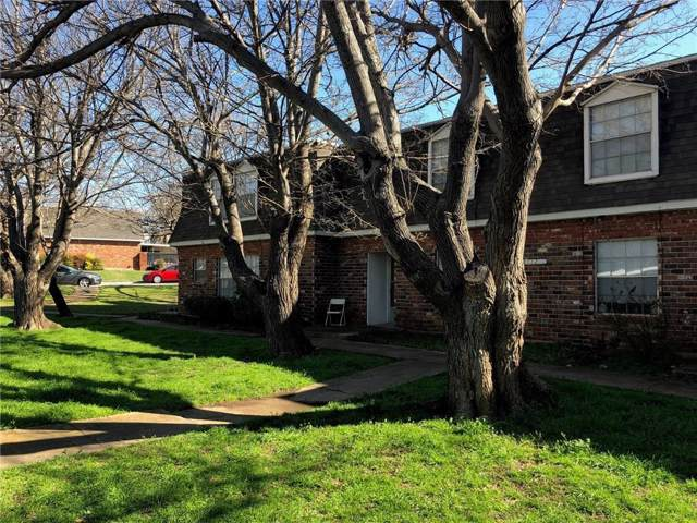 3101 Rufe Snow Drive, Richland Hills, TX 76118 (MLS #14112267) :: RE/MAX Town & Country