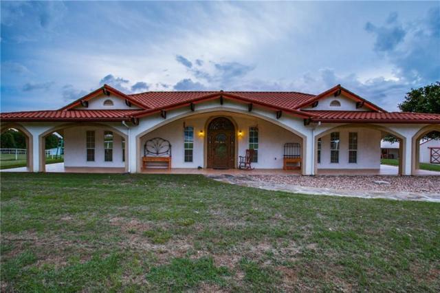 2200 Peel Road, Springtown, TX 76082 (MLS #14112285) :: The Heyl Group at Keller Williams