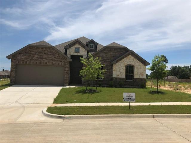 279 Marina Drive Drive, Azle, TX 76020 (MLS #14112377) :: The Mitchell Group