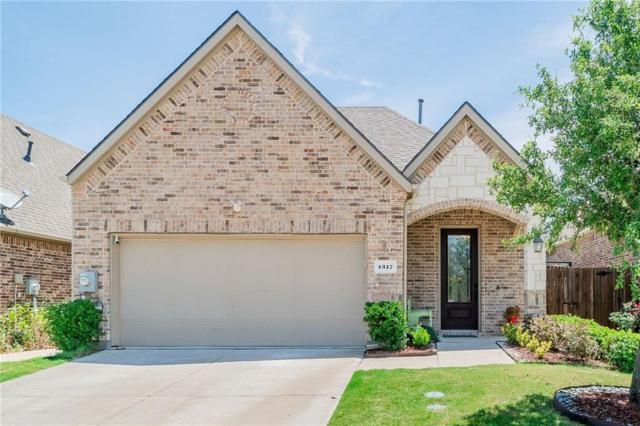 1317 Lauren Creek Lane, Mckinney, TX 75072 (MLS #14112394) :: RE/MAX Town & Country