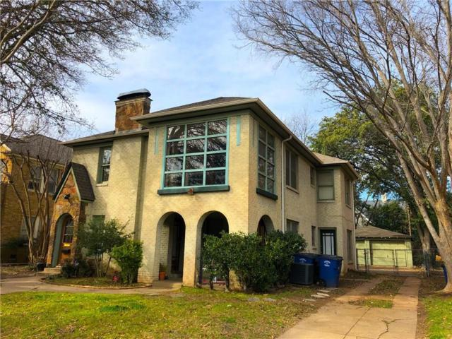 4007 Hawthorne Avenue, Dallas, TX 75219 (MLS #14112407) :: The Rhodes Team
