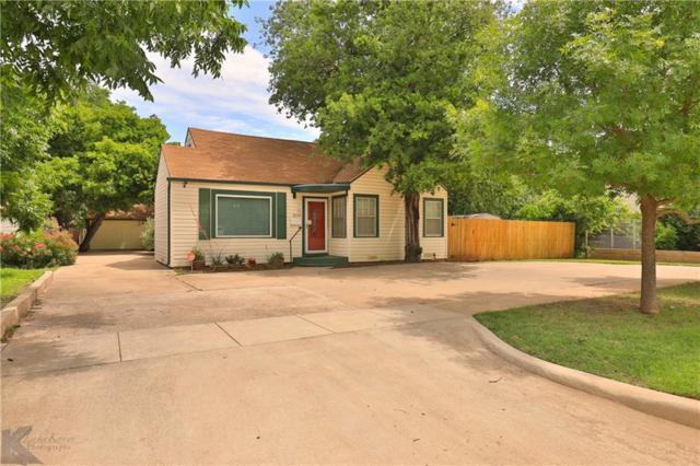 3290 S 7th Street, Abilene, TX 79605 (MLS #14112420) :: The Mitchell Group