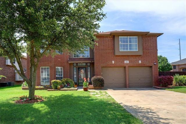 228 Tranquility Lane, Cedar Hill, TX 75104 (MLS #14112430) :: All Cities Realty