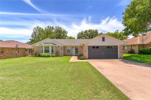 10173 Stoneleigh Drive, Benbrook, TX 76126 (MLS #14112436) :: The Heyl Group at Keller Williams