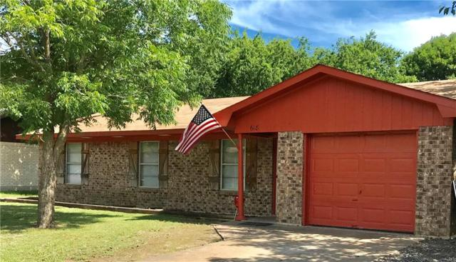 618 Burnett Street, Wills Point, TX 75169 (MLS #14112460) :: RE/MAX Landmark