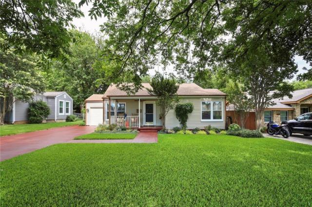 3113 Bigham Boulevard, Fort Worth, TX 76116 (MLS #14112473) :: The Mitchell Group