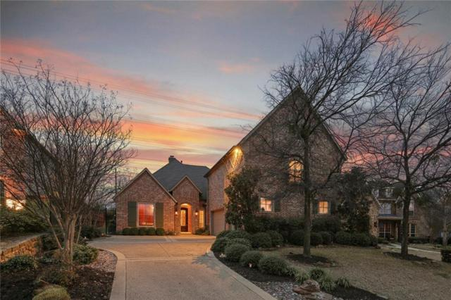6908 Grand Hollow Drive, Plano, TX 75024 (MLS #14112490) :: The Heyl Group at Keller Williams