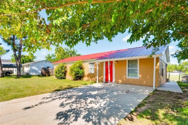 110 Karen Street, Weatherford, TX 76088 (MLS #14112493) :: The Heyl Group at Keller Williams
