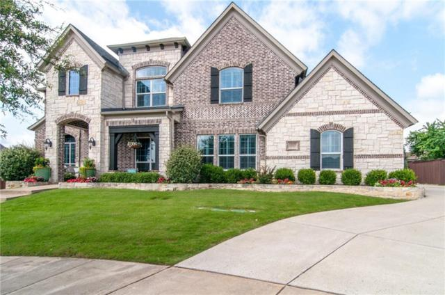6315 Postell Lane, Frisco, TX 75035 (MLS #14112505) :: RE/MAX Town & Country