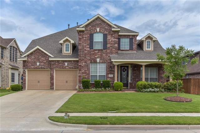 203 Odyssey Lane, Mansfield, TX 76063 (MLS #14112536) :: The Tierny Jordan Network