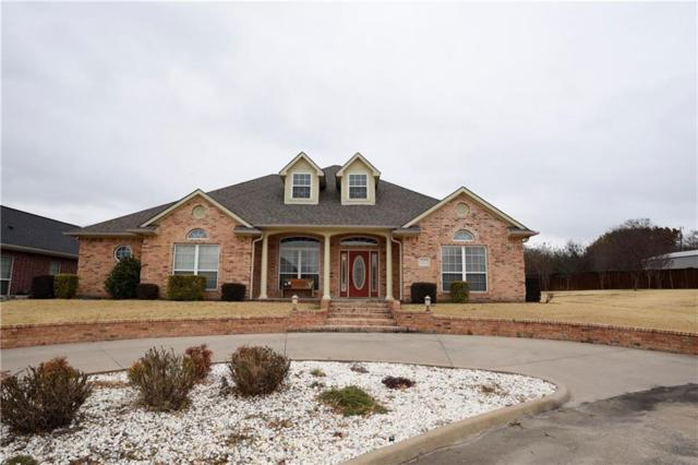 713 Willowcreek Circle, Corsicana, TX 75110 (MLS #14112563) :: RE/MAX Town & Country