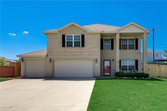 301 Spurlock Drive, Krum, TX 76249 (MLS #14112627) :: The Heyl Group at Keller Williams