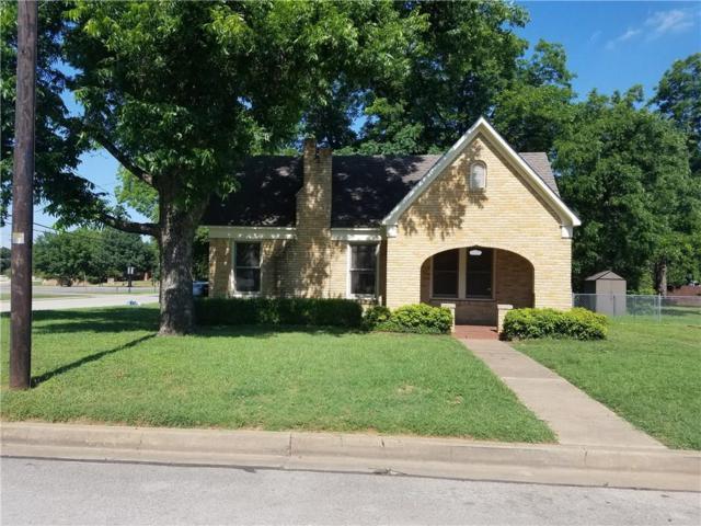 315 N Pecan Street, Arlington, TX 76011 (MLS #14112652) :: The Heyl Group at Keller Williams